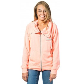 Rip Curl Sun and Surf Zip Throught Fleece Sweatshirt