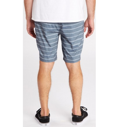 Pantaloncini Billabong New Order Stampa X