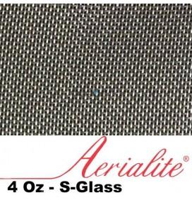 Fibra di vetro di Vetro S Aerialite 4Oz