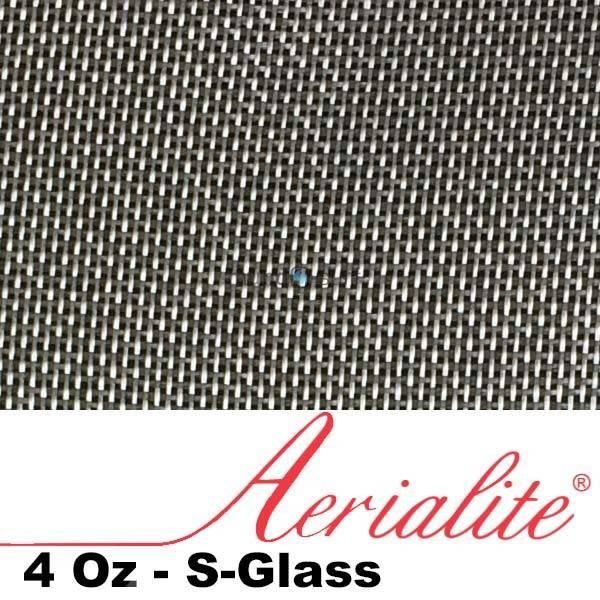 Imagén: Fibra de vidrio S-Glass Aerialite 4Oz - 27