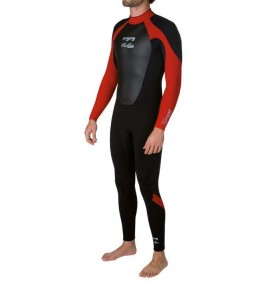 Neoprene Billabong Intruder Junior 4/3mm