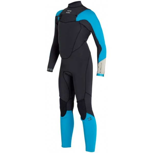 Imagén: Fato Surf Billabong Absolute Comp Junior 4/3mm