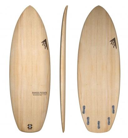 Tabla de surf Firewire Baked Potato TimberTek