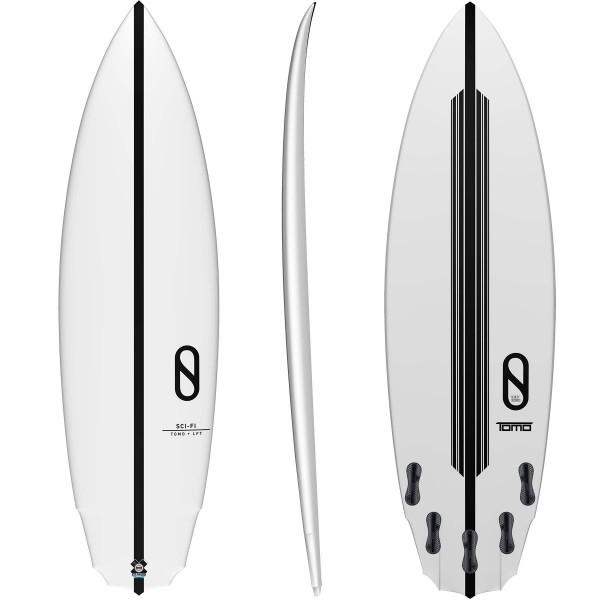 Imagén: Tabla de surf Slater Design Sci-Fi (EN STOCK)