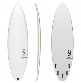Surfboard Slater Design Banana