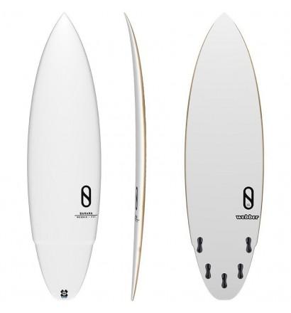 Planche de surf Slater Design Banana