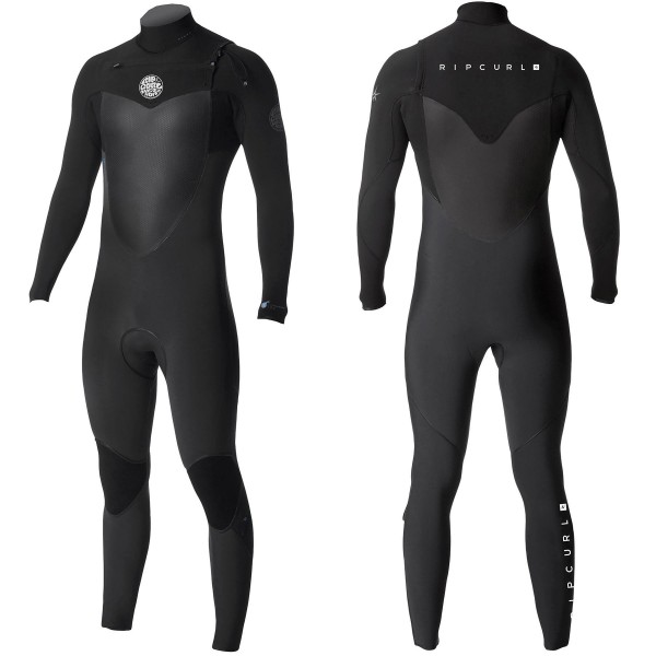 Imagén: Neopreno Rip Curl Flash-Bomb 3/2mm GB Chest-Zip