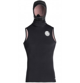 Rip Curl Flash Bomb vest with hood