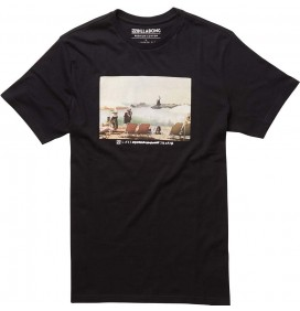 Camiseta Billabong Life´s Short Boy