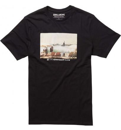 Camisa Billabong Life´s Short Boy