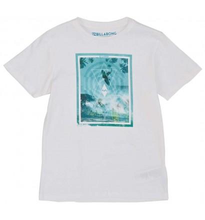 Camiseta Billabong Capture Boy