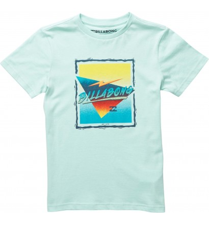 Camiseta Billabong Duration Boy