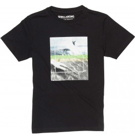 T-shirt van Billabong chil Jongen