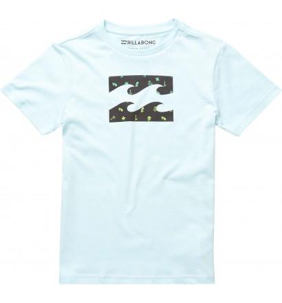 T-Shirt Van Billabong Team Wave Jongen