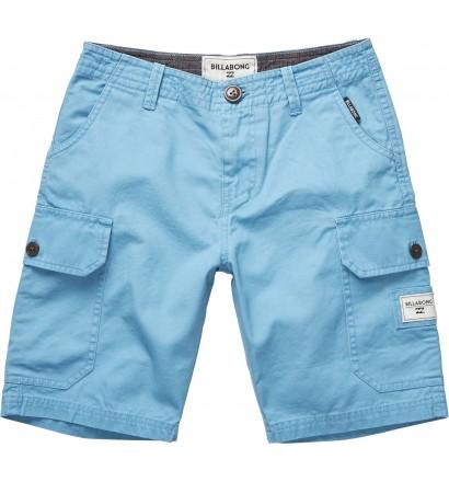 Pantalon kurze Billabong All Day Cargo Boy