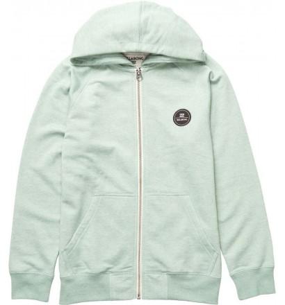 Sweatshirt Billlabong All Day Zip hood