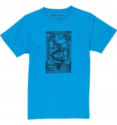 Camisa Billabong Tarot Boy