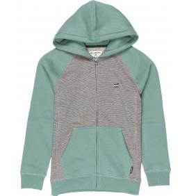Suéter Billabong Balance Zip Hood