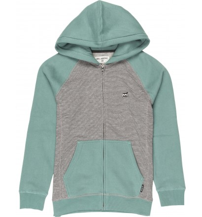 Sweatshirt Billlabong Balance Zip Hood