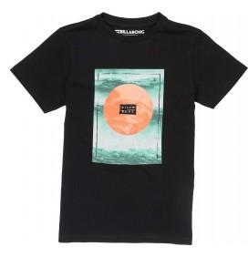 T-Shirt Van Billabong Caravan Jongen