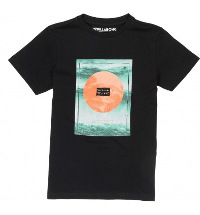 T-Shirt Billabong Caravan Boy
