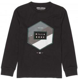 T-shirt van Billabong Toegang lange mouwen