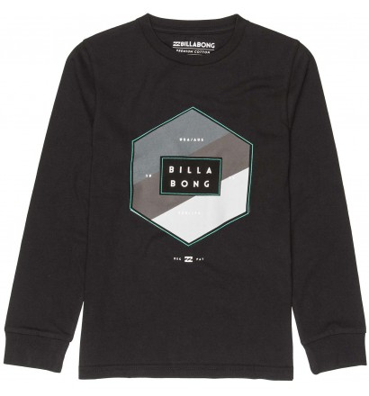 T-Shirt Billabong Access Boy manches longues
