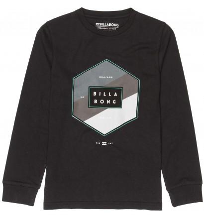 T-shirt Billabong Accesso maniche lunghe