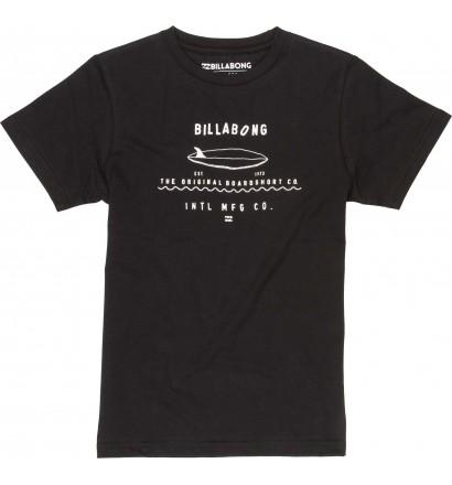 T-Shirt Van Billabong Volg Tee Jongen