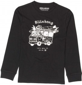 Billabong Surf Trip Boy T-Shirt long sleeves