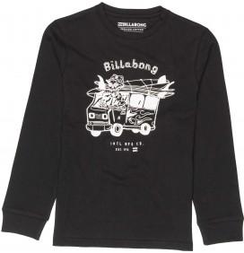 T-shirt van Billabong Surf Trip Jongen met lange mouwen