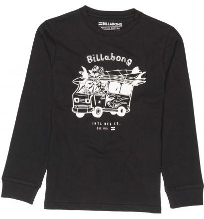 T-shirt Billabong Surf Trip Boy lange ärmel