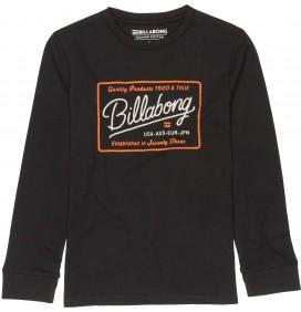 Camiseta Billabong Baldwin Boy mangas largas