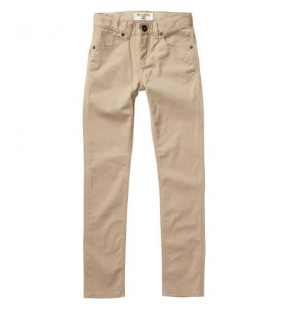 Pantalon Billabong-Harris Ragazzo Di Colore