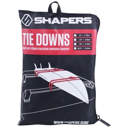 Sangles de toit Shapers