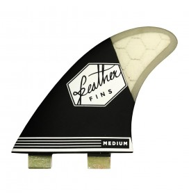 Quilhas surf Feather Fins F2