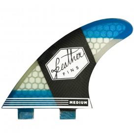 Quilhas surf Feather Fins Carbon Flex