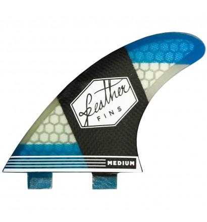 Dérive de surf Feather Fins Carbon Flex