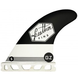 Quilhas surf Feather Fins Gony Zubizarreta PC Futures
