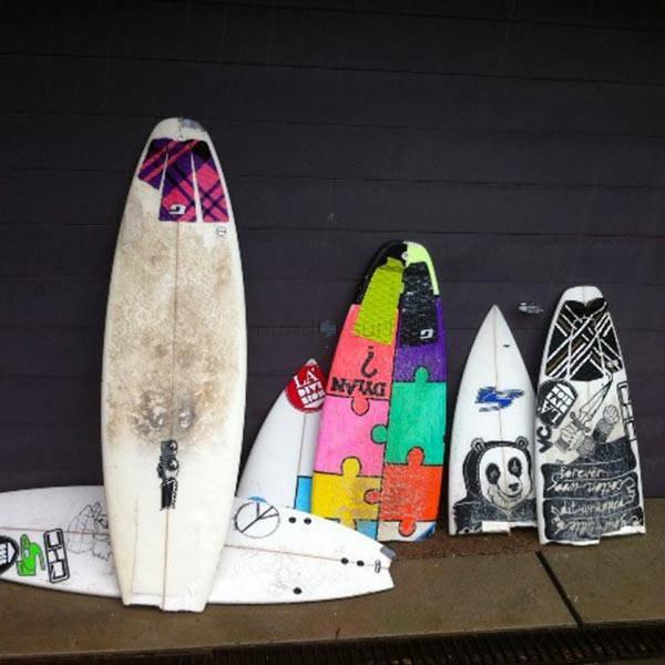 Imagén: Seville Surfboard Repair