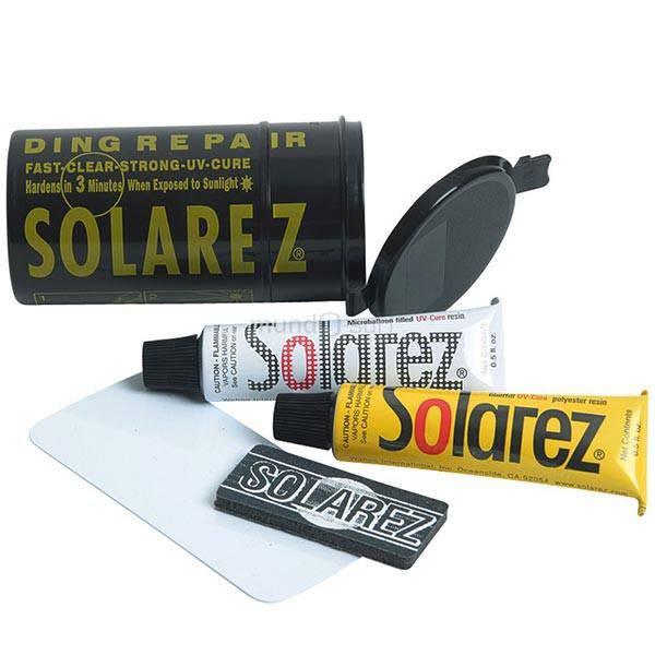 Imagén: Kit de reparación Solarez mini travel