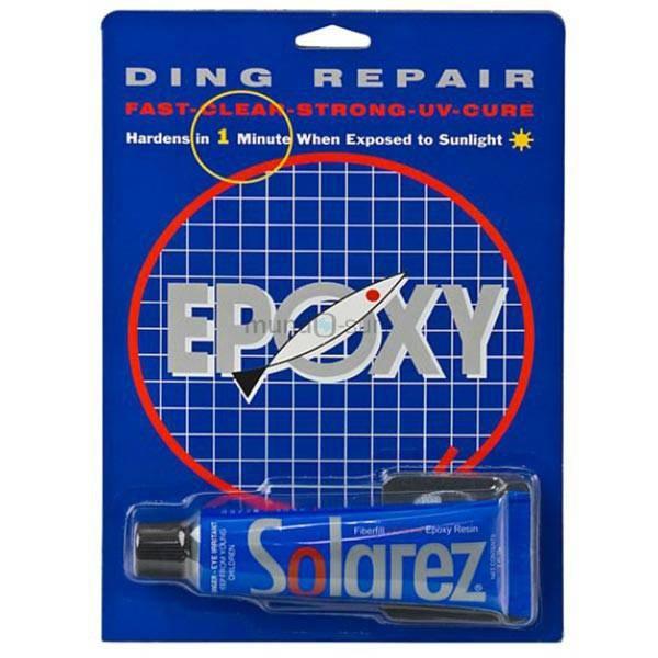 Imagén: Solarez epoxy