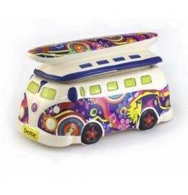 Caja furgoneta de ceramica