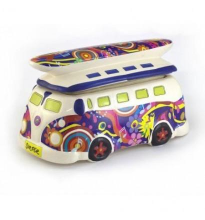 Ceramic box van