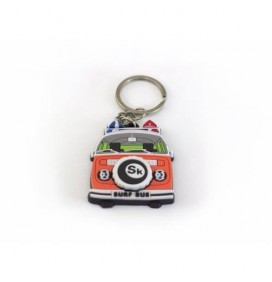 T2 Van plastic key ring