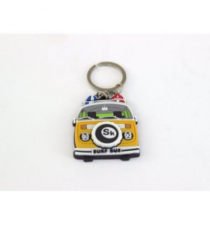 T2 Van plastic key ring