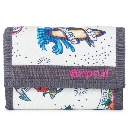 Portefeuille Rip Curl Tatoo Wallet
