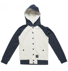Sweatshirt Rip Curl Leroy Hooded vest fleece