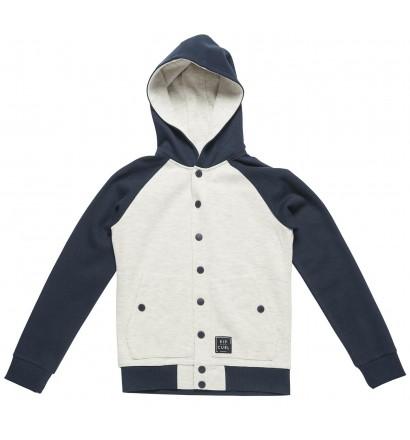 Sweat-Shirt Rip Curl Leroy Hooded vest fleece