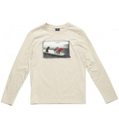 T-shirt Rip Curl Board lange ärmel